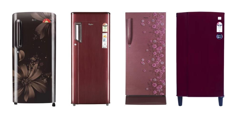 Best single door refrigerator in india 2020, Lg 190l, whirlpool 190l, samsung 192l, lg refrigerator 235ltr Single door refrigerator